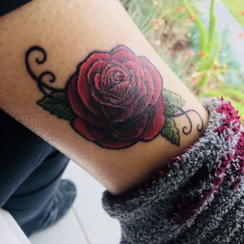 A rose for my Isabella Rose